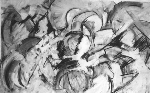 Snowy Landscape, 1996