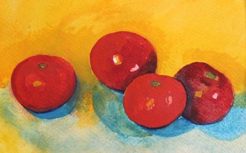 Tomatoes II 2014