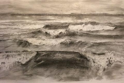 11 Meriaiheinen piirustus