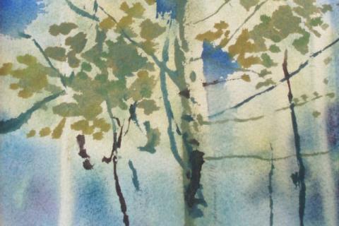 Tuli tuoksuvat illat 2011, Akvarelli