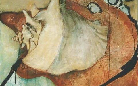 Simpukka I, 1998, sekatekniikka