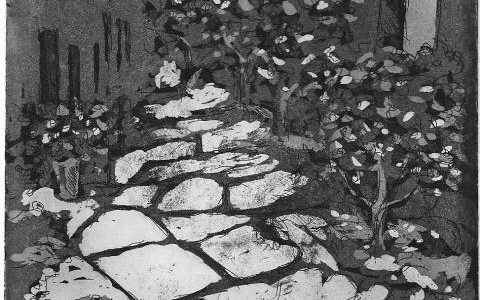 [:en]In the Monastery yard in Grete II, 2014[:fi]Kreetalla luostarin pihalla II, 2014[:]