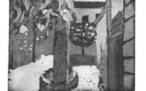 [:en]In the Monastery yard in Grete IV, 2015[:fi]Kreetalla luostarin pihalla IV, 2015[:]