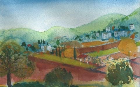 Provence marraskuussa 2, 2015