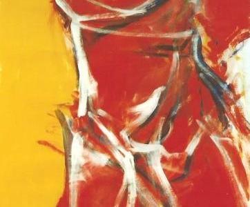 Samothraken Nike II 1996, akryyli