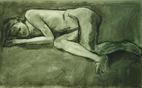 Alastonmalli 3 1996