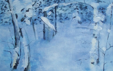 The blue forest 2010